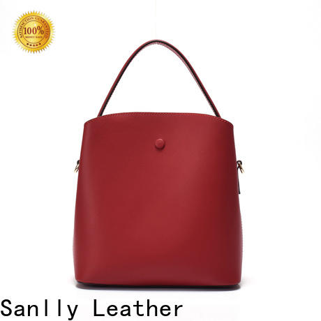 Sanlly customized ladies large leather handbags get quote