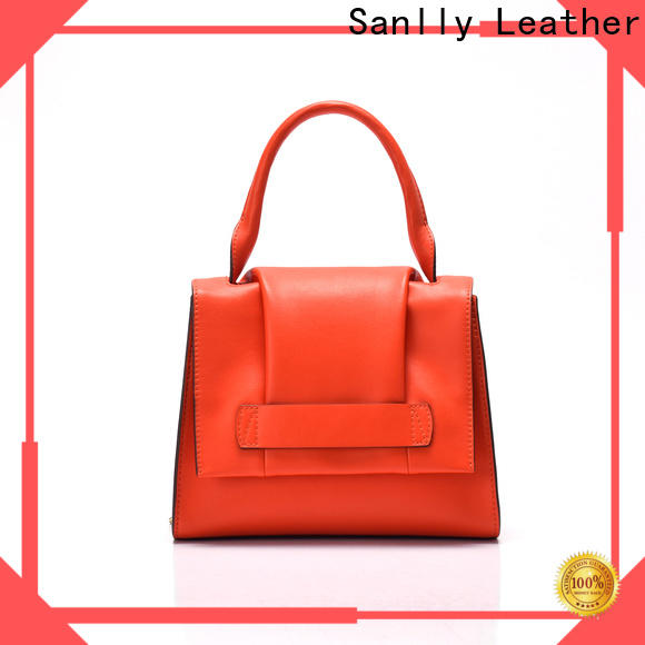Sanlly suede large black leather handbag buy now for girls