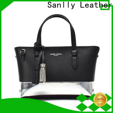 Sanlly custom ladies navy handbags Supply for fashion