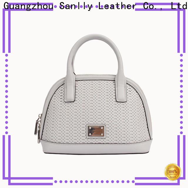 Sanlly leopard best ladies bags factory