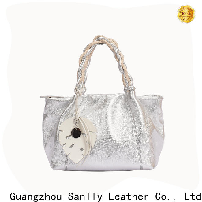 portable ladies leather handbags online soft free sample for women