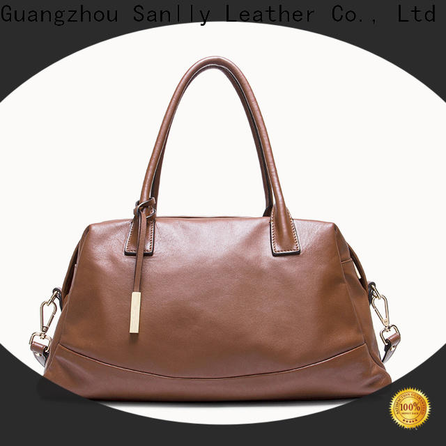 Sanlly design women's leather handbags online for wholesale for women