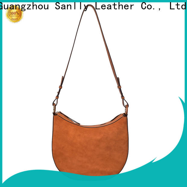 Sanlly Latest leather crossbody bag for shopping