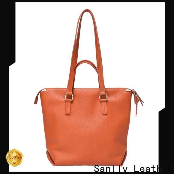 Sanlly High-quality leather sling bag Supply for girls