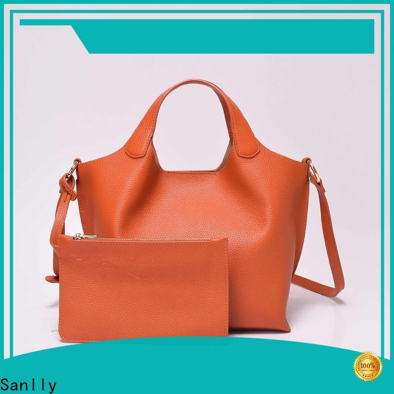 Top leather tote with shoulder strap daily Suppliers for girls