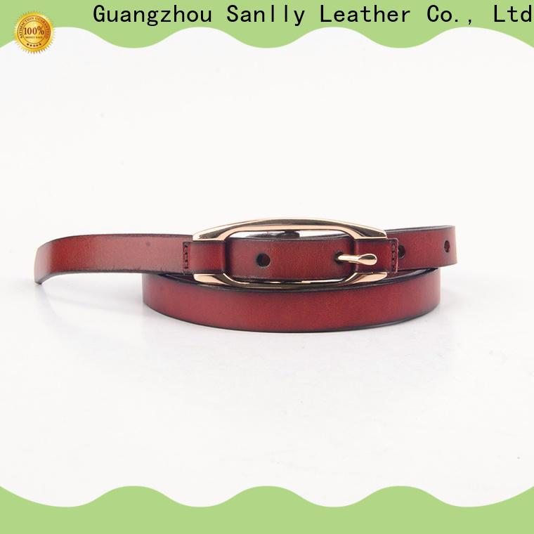 Sanlly full formal belts for mens Supply for modern men
