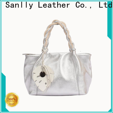 High-quality leather satchel for ladies leather company for fashion