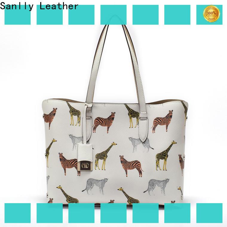 Sanlly custom handbags manufacturers for fashion
