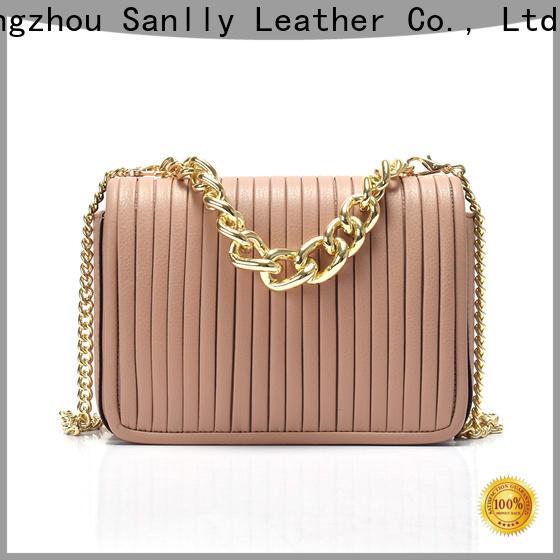 Sanlly Custom oem handbags Supply for fashion
