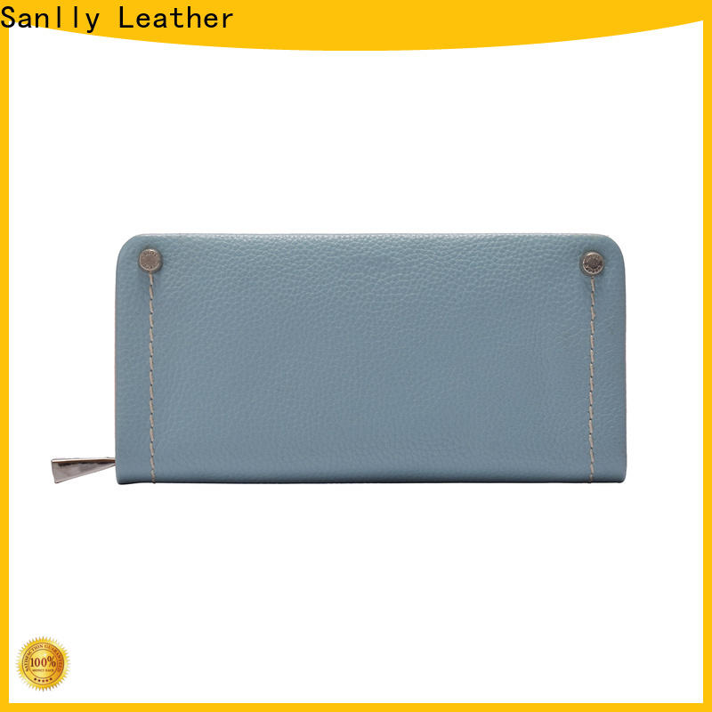 Sanlly latest card wallet womens free sample for girls