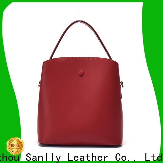 Sanlly funky women's leather handbags online get quote for modern women