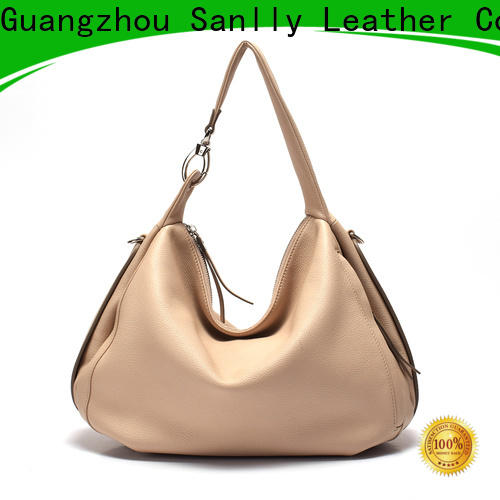 solid mesh black handbag with shoulder strap real for business for modern women