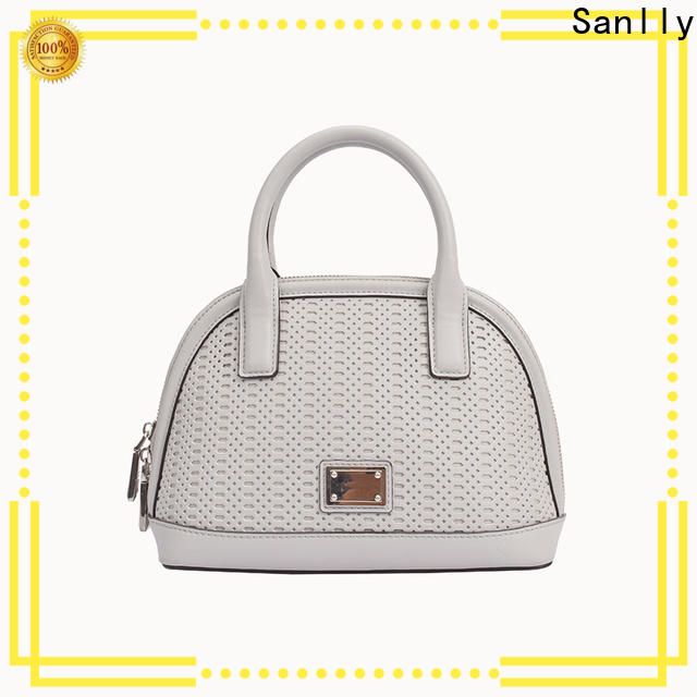 Sanlly Best leather satchel company for business for fashion