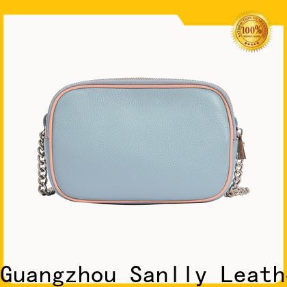 Sanlly Custom leather crossbody purse company for fashion