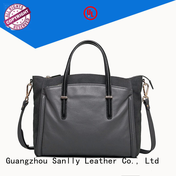 Sanlly womens best leather bags for women OEM for shopping