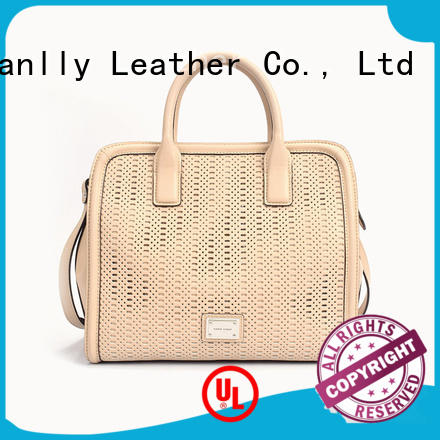 Sanlly eyelet handbags for less manufacturers for shopping