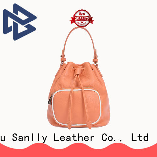Sanlly high-quality womens leather tote bag get quote for shopping