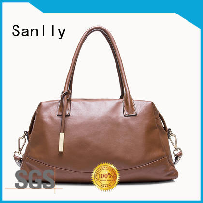 Breathable women's genuine leather handbags quality buy now for women