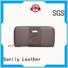 high-quality zip around wallet womens zipper bulk production for shopping
