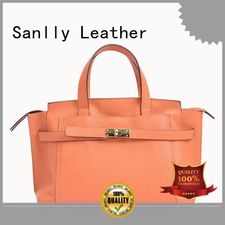 bags leather handbags customized Sanlly