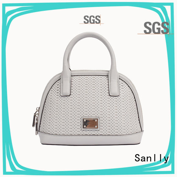 Sanlly portable best leather bags for women supplier for women