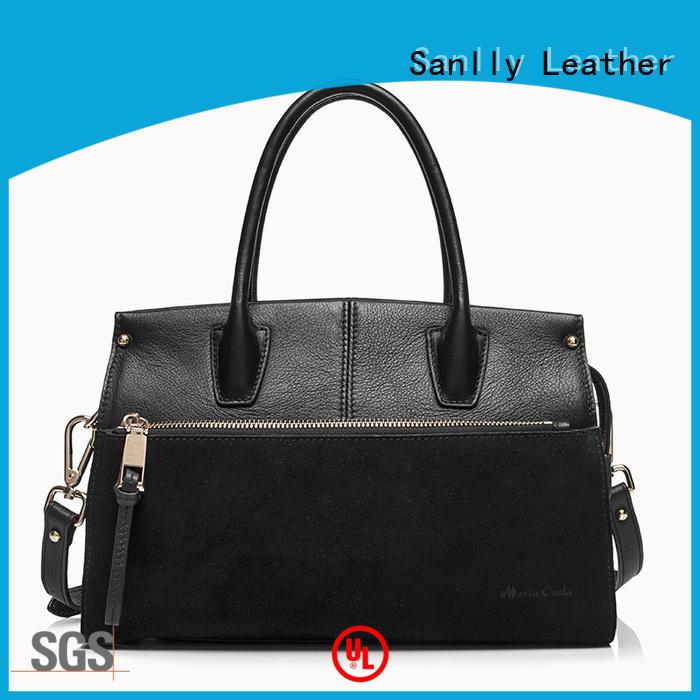 quality women's genuine leather handbags customization