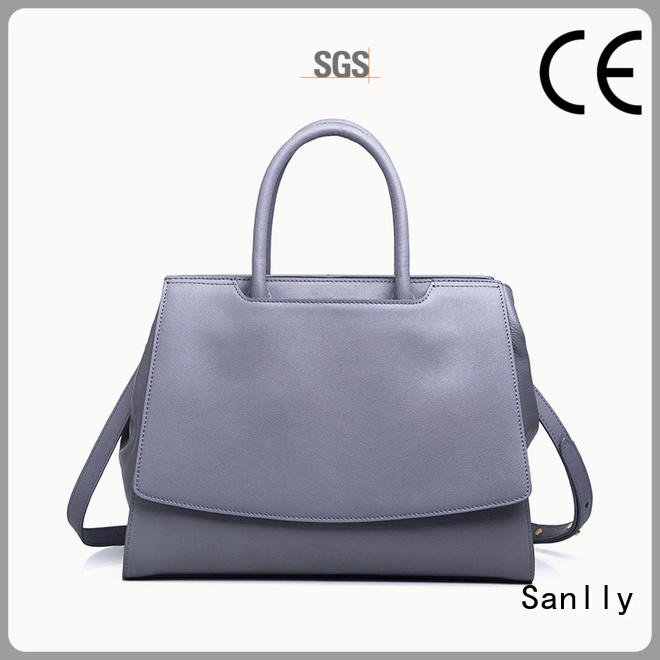 Sanlly Best exclusive leather handbags company for shopping