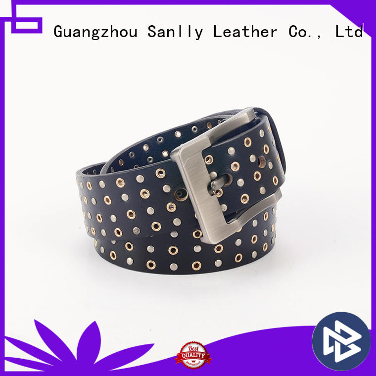funky large mens belts customization for girls Sanlly