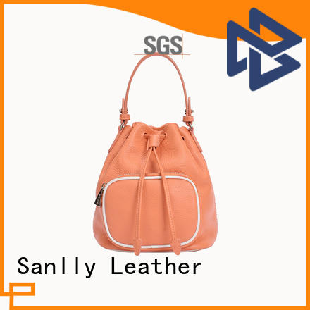 Small Size Fashion Grain  Women's Cool Leather Tote Bags