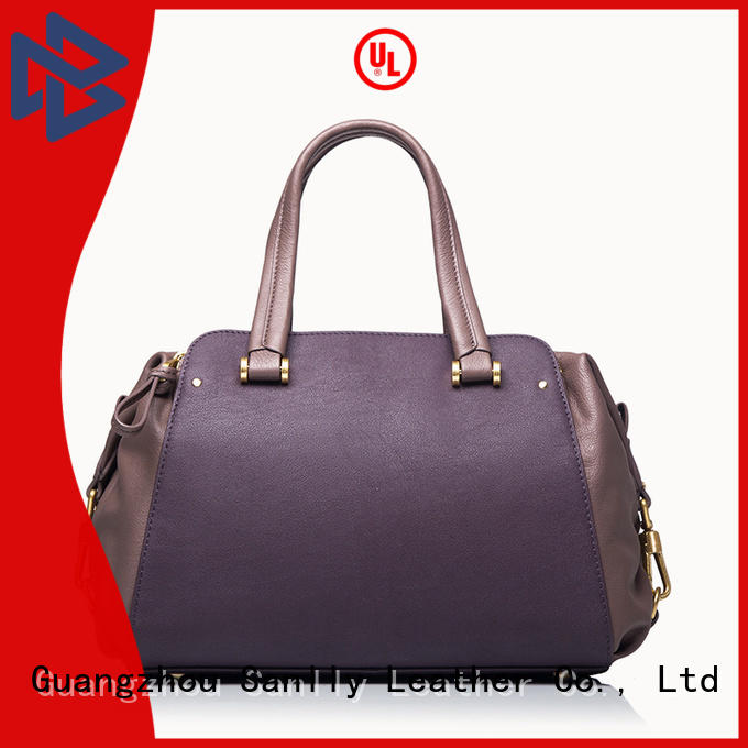 Sanlly nappa cheap purses and handbags Supply for shopping