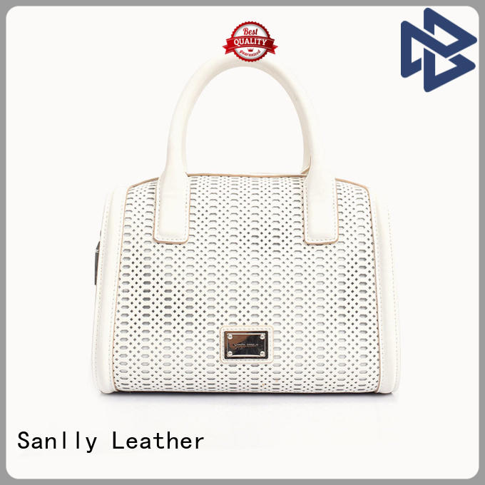 Sanlly high-quality women's leather handbags get quote
