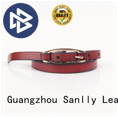 Sanlly vegtan best belts for men bulk production for shopping