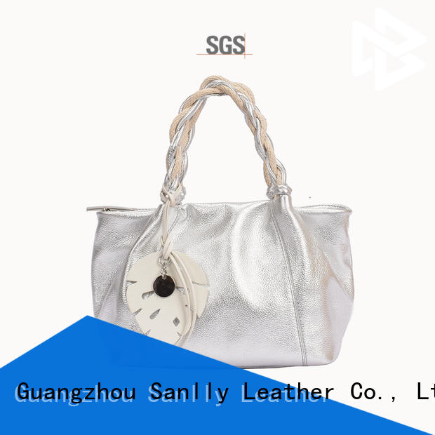 Sanlly bags best ladies bags bulk production for girls