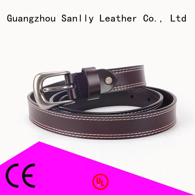 Sanlly at discount best belts for men free sample for girls