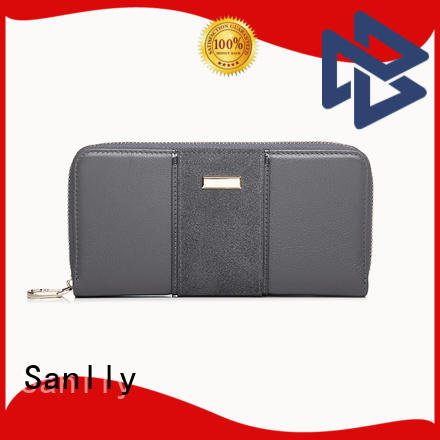 Breathable fold wallet womens women free sample for shopping