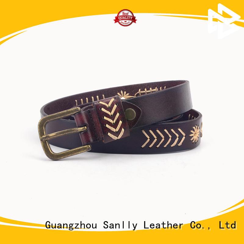 solid mesh black and gold designer belt cool factory for girls