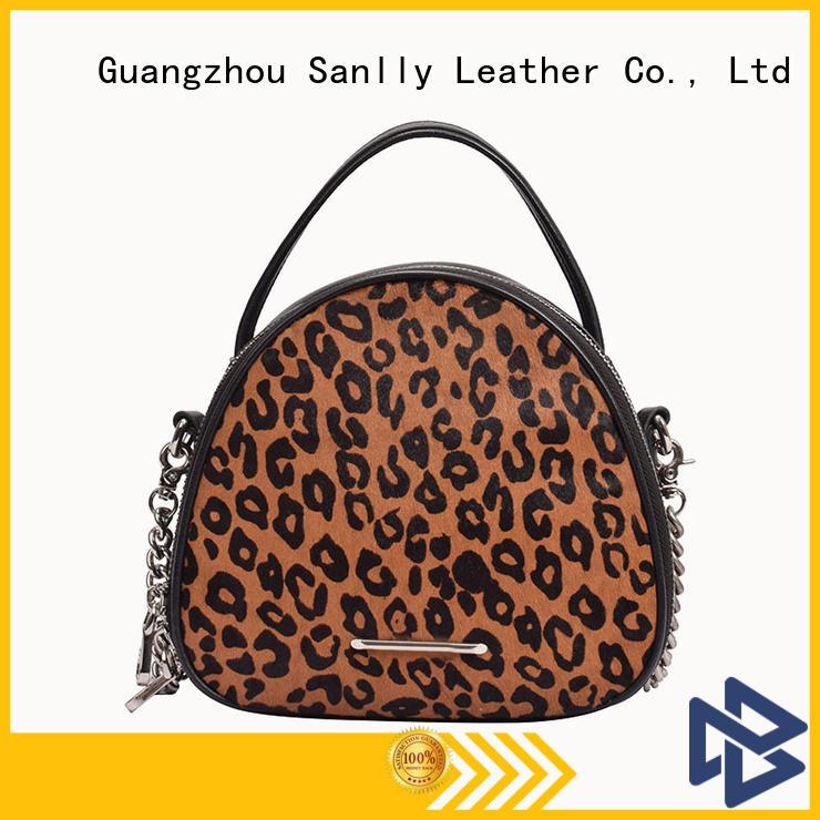 Sanlly lady cute designer handbags ODM for women