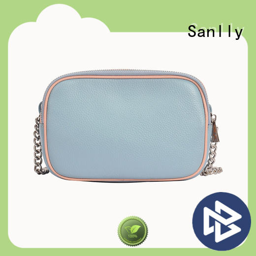 leather soft leather shoulder bags for womens ODM for women Sanlly