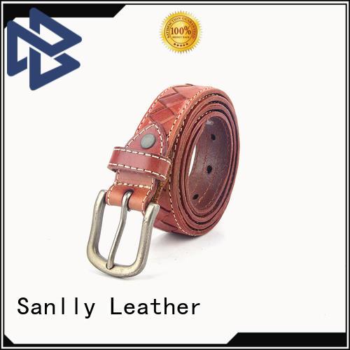 Sanlly daily belt for men online shopping Supply for girls