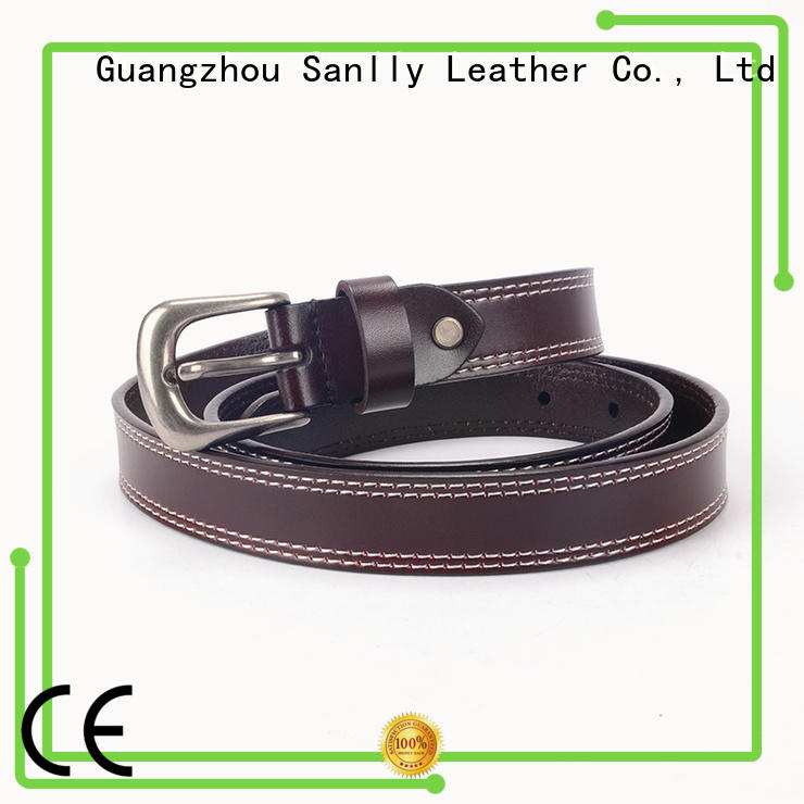 funky expensive mens leather belts leather ODM for modern men