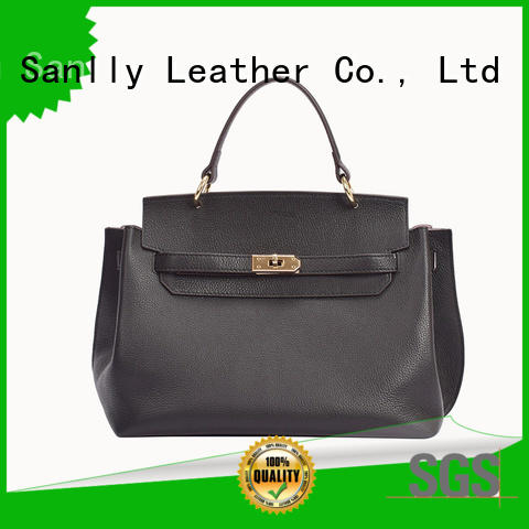 Sanlly customized shopping ladies bag ODM for modern women