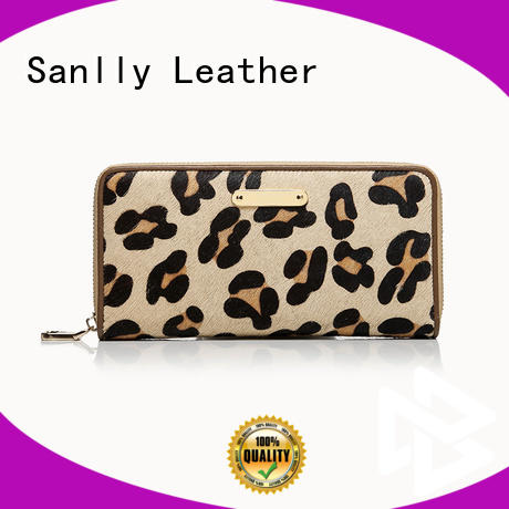 Sanlly haircalf women purse free sample for women