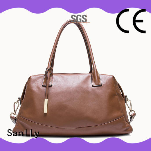 durable leather backpack purse fashion for wholesale for shopping
