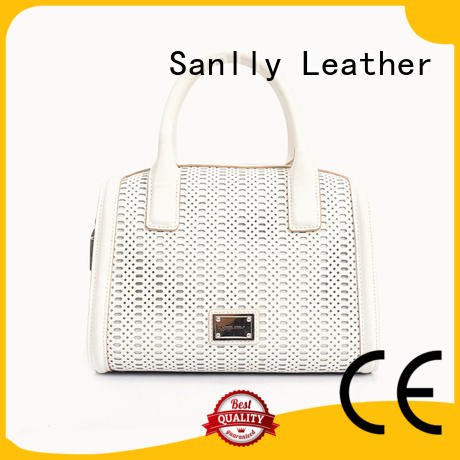 Sanlly funky best leather bags for women customization