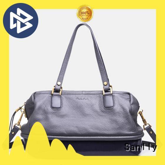 Sanlly High-quality black shoulder clutch bag Supply for fashion