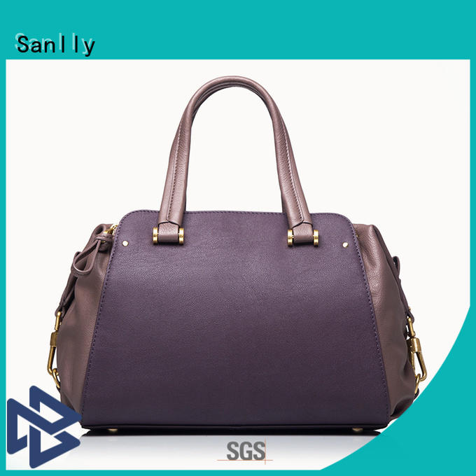 Sanlly at discount soft leather handbags women for girls