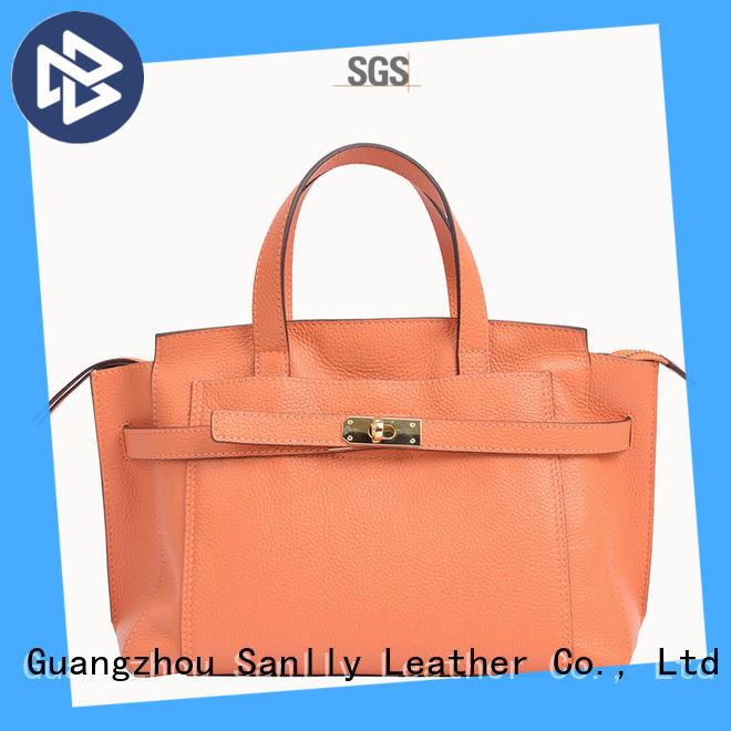 Sanlly Breathable wholesale fashion handbags get quote for modern women
