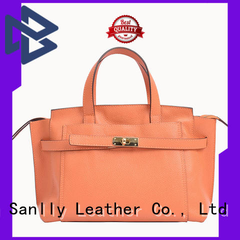 Top Grain Leather New Design Genuine Leather Handbags