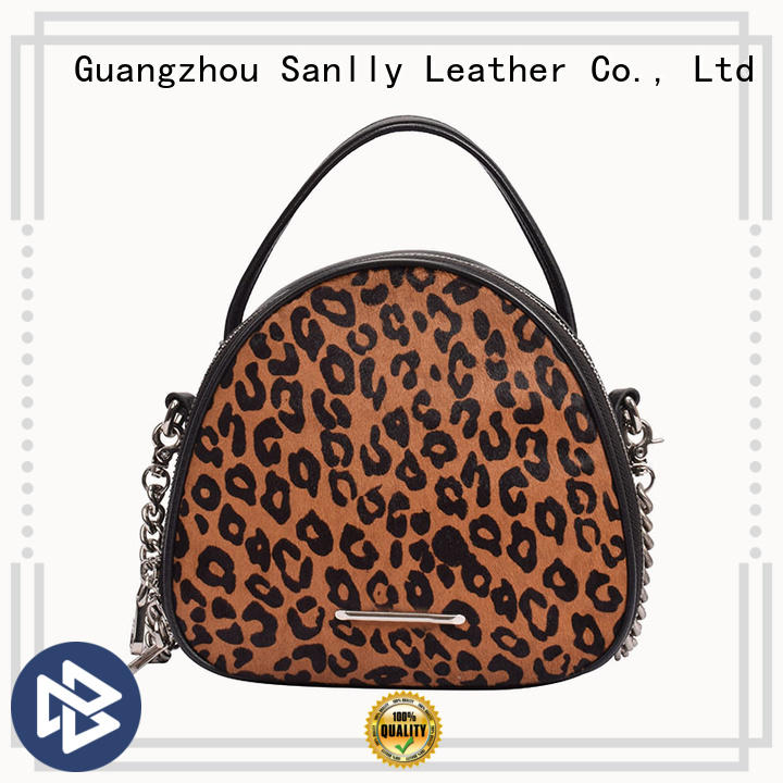 Sanlly nappa best ladies bags free sample for girls