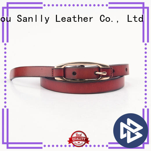 customized fancy belts for mens design for modern men Sanlly